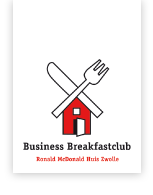 Ronald McDonald Business Breakfast Club Zwolle