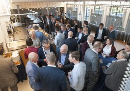 Verslag 72e RMcD Business Breakfast - 18 april 2017 - deltaWonen