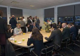 Verslag 69e RMcD Business Breakfast - 17 januari 2017- Novon Schoonmaak/ELLLA