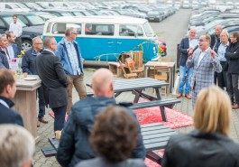 Verslag 75e RMcD Business Breakfast - 17 september 2017